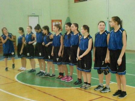 Первенство Башкортостана по баскетболу среди девушек