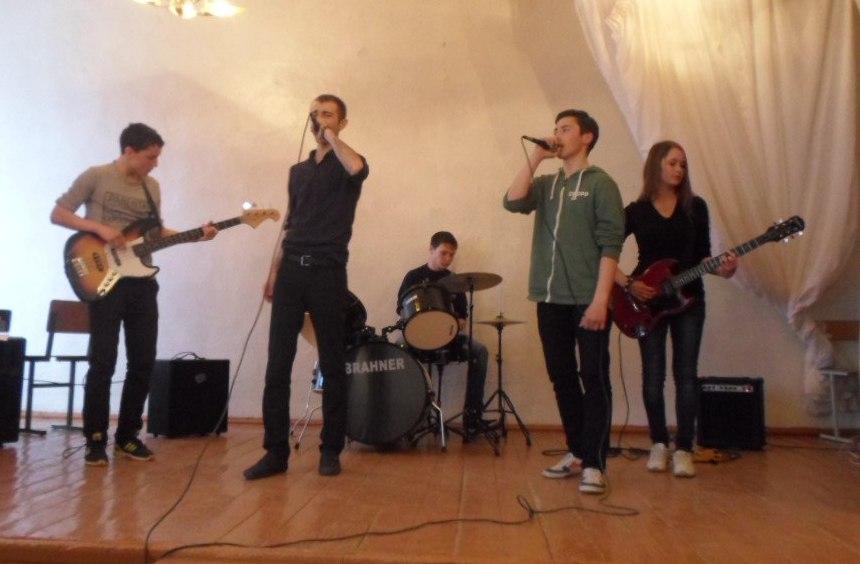 Гала-концерт школьных вокально-инструментальных ансамблей